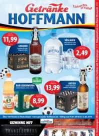 Getränke Hoffmann Eintauchen in Vielfalt Juli 2014 KW28