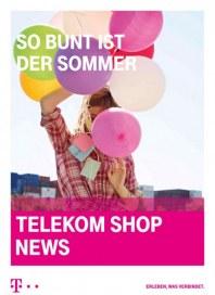 Telekom Shop So bunt ist der Sommer Juli 2014 KW29