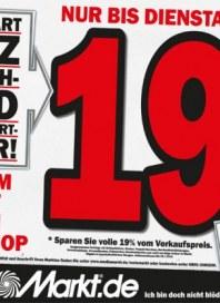 MediaMarkt Jetzt spart ganz Deutschland die Mehrwertsteuer Juli 2014 KW30