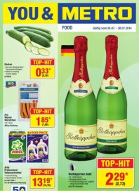 Metro Cash & Carry Food Juli 2014 KW31 1