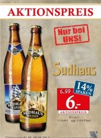 Getränkeland Nur bei UNS...Aktionspreis August 2014 KW31