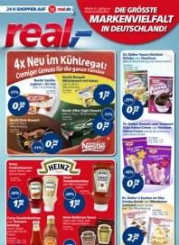 real,- Die größte Markenvielfalt in Deutschland August 2014 KW32