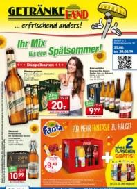 Getränkeland Getränkeland – erfrischend anders August 2014 KW35 4