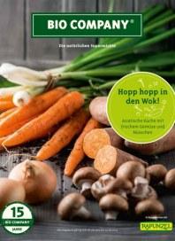 Bio Company Hopp hopp in den Wok August 2014 KW35 1