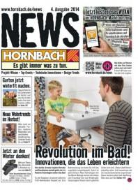 Hornbach Hornbach News August 2014 KW35