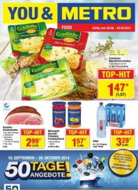 Metro Cash & Carry Food September 2014 KW36