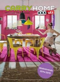 XXX Lutz Prospekt gültig von 19-08 bis 30-05-2015 September 2014 KW36
