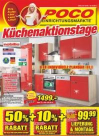 POCO Küchenaktionstage September 2014 KW38