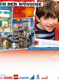 Spielzeug-Ring Das Buch der Wünsche Oktober 2014 KW40