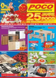 POCO 25 Jahre Poco - 250 Kracher-Angebote Oktober 2014 KW43 1