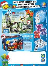 Spielzeug-Ring Bei uns gibt es die besten Geschenkideen November 2014 KW44
