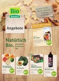 Biomarkt Aktuelle Angebote November 2014 KW45