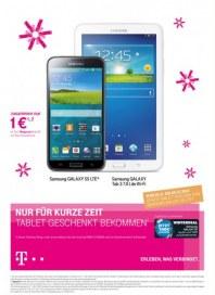 Telekom Shop Nur für kurze Zeit November 2014 KW48