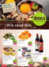 Denn's Biomarkt Aktuelle Angebote Dezember 2014 KW49