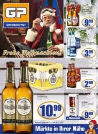 Getränke Partner Frohe Weihnachten Dezember 2014 KW51