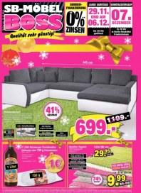 SB Möbel Boss Aktuelle Angebote Dezember 2014 KW51 1