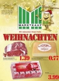 Marktkauf Wir wünschen Ihnen frohe Weihnachten Dezember 2014 KW52 2
