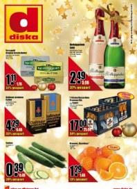 diska Aktueller Wochenflyer Dezember 2014 KW52