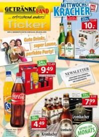 Getränkeland Gute Drinks, super Laune, perfekte Party Februar 2015 KW06