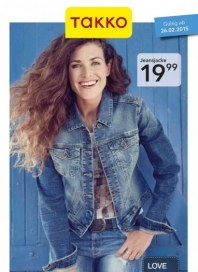 Takko Fashion Love your Denim Februar 2015 KW09
