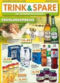 Trink und Spare Frühlingspreise April 2015 KW16