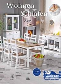 Dänisches Bettenlager Wohnen & Schlafen April 2015 KW18