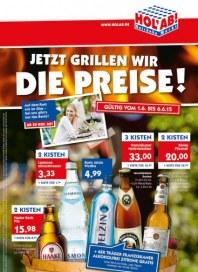 Hol ab Getränkemarkt Jetzt grillen wir die Preise Juni 2015 KW23