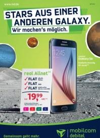 mobilcom-debitel Stars aus einer anderen Galaxy Juni 2015 KW23