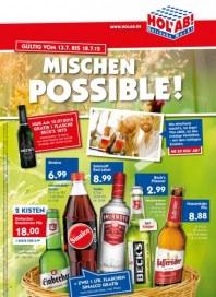 Hol ab Getränkemarkt Mischen possible Juli 2015 KW29