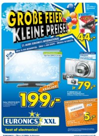 Euronics Große Feier - Kleine Preise Juli 2015 KW30