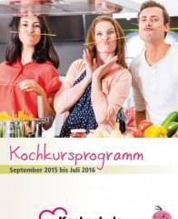 Küchen Smidt Kochkursprogramm August 2015 KW35