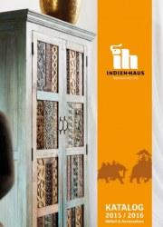 Indien-Haus Katalog 2015/2016 Juni 2015 KW24 1
