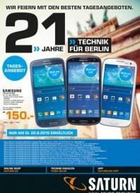 Saturn 21 Jahre Technik für Berlin September 2015 KW39 3