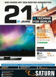 Saturn 21 Jahre Technik für Berlin September 2015 KW39 4