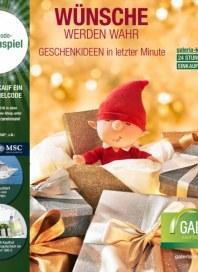 Galeria Kaufhof Wünsche werden wahr Dezember 2015 KW51 3