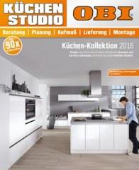 OBI Küchenstudio Januar 2015 KW01
