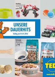 Tedi GmbH & Co. KG Unsere Dauerhits Januar 2015 KW01 1