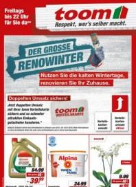 toom Baumarkt Der große Renowinter Januar 2016 KW53 1