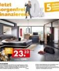 Möbel Kraft Jetzt sorgenfrei finanzieren Januar 2016 KW53