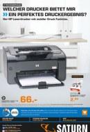 Saturn Welcher Drucker bietet mir ein perfektes Druckergebnis Januar 2016 KW04