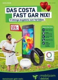 mobilcom-debitel Das Costa fast gar nix Februar 2016 KW05