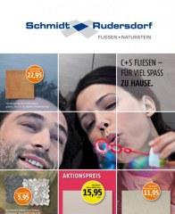 Schmidt-Rudersdorf C+S Fliesen - Für viel Spass zu Hause Februar 2016 KW05