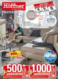 Höffner Höffner ... Polster-Spezial Februar 2016 KW05 1
