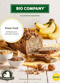 Bio Company Power Food Februar 2016 KW05