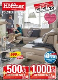 Höffner Höffner ... Polster-Spezial Februar 2016 KW06 3