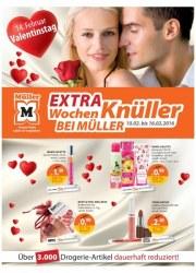 """Müller """"Unsere Preise sollten Sie vergleichen"""" Müller """"Unsere Preise sollten Sie verg"""