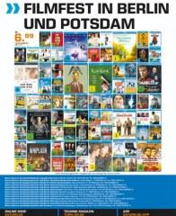 Saturn Filmfest in Berlin und Potsdam Februar 2016 KW06