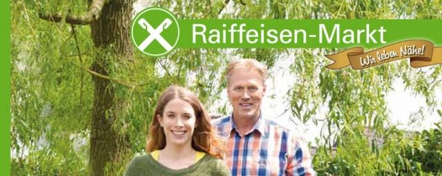 Raiffeisen-Markt Raiffeisen-Markt Katalog 2016. Finkenwerder März 2016 KW09
