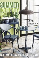 Rahaus Summer in the City März 2016 KW09
