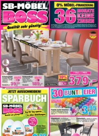 SB Möbel Boss Qualität sehr günstig März 2016 KW11